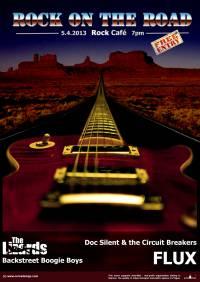 Praha - Rock On The Road (RockCafe)