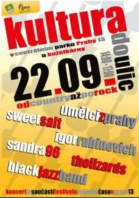 Praha - Kultura do ulic 2013