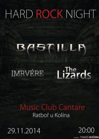 Ratboř - Music club Cantare